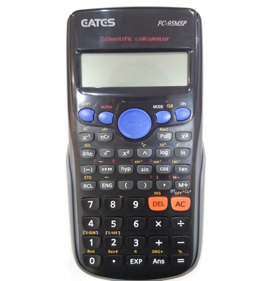 """Калькулятор инженерный """"EATES"""" FC-95MSP"""
