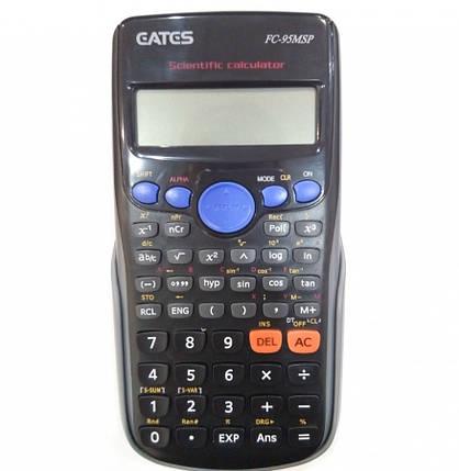 """Калькулятор инженерный """"EATES"""" FC-95MSP, фото 2"""