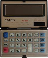 """Калькулятор """"EATES"""" RC-200 (12 разрядный, раскладывающийся, 2 питания)"""