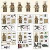 Набор SWAT рейнджерс военный конструктор