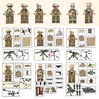 Набор SWAT рейнджерс (Lego)