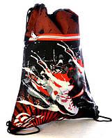 "Мешок для обуви со змейкой JO-15151 ""Кроссовки"""