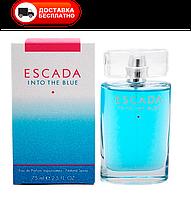 Женская парфюмированная вода ESCADA INTO THE BLUE EDP 75 ML