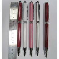 Ручка шариковая автоматическая BAIXIN BP708 металл (цветной микс)