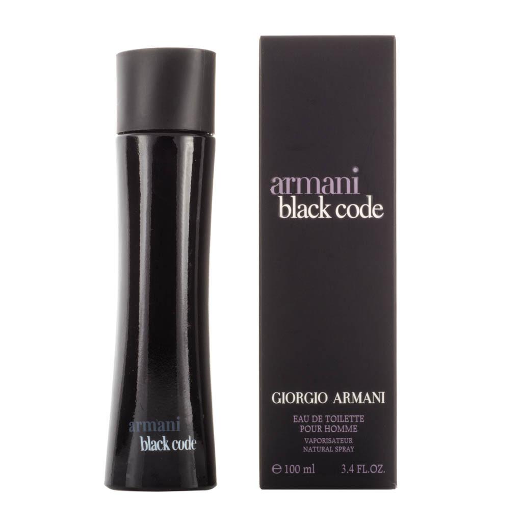 Giorgio Armani Black Code Pour Homme 100ml цена 297 грн купить в