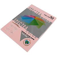 Бумага A4 'Spectra' ПАСТЕЛЬ 140 (Rose) 100 л./80 гр.