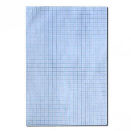 Масштабно-координатна папір(міліметрівка) А4 (20 аркушів), фото 2