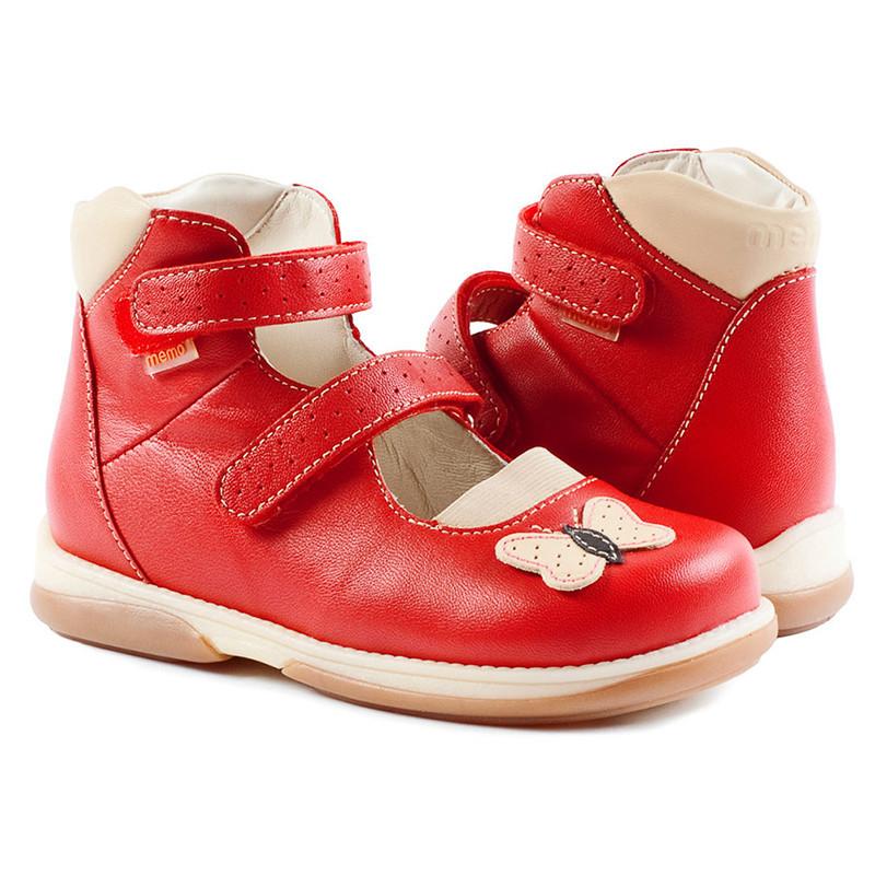 595b28b65e831d Ортопедические туфли для девочек Memo Princessa 3HA - MedX Health Care в  Киеве
