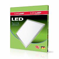 EUROLAMP LED Светильник 60*60 (панель) 36W 6500K