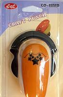 Дырокол фигурный для детского творчества CD-88MB №60 угловой