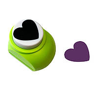 Дырокол фигурный для детского творчества JF-828 №19 Сердце
