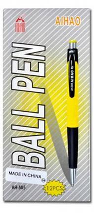 Ручка шариковая Aihao AH505, фото 2