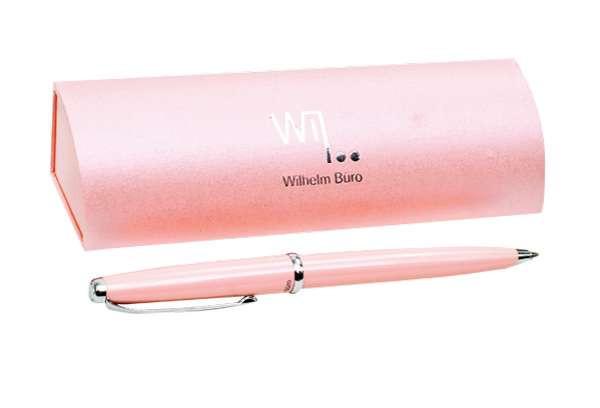 Ручка шариковая Wilhelm Buro WB158 автоматическая (в подарочном футляре)