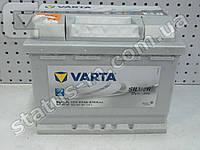 """АКБ 63Ah EN610A 1(L+) L2 (242x175x190) """"VARTA Silver Dynamic"""" (пр-во Johnson Controls) 24мес"""
