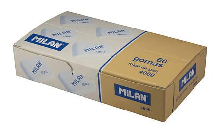 Ластик Milan 4060 Miga de pan прямоугольный (B-8B), фото 2