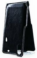 Чехол Status Side Flip Series Lenovo K3 Note Black