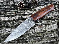 Нож дамасский Клинок ручная работа K1 151 CLASSIC