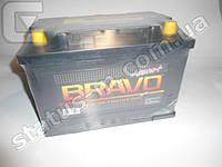 """АКБ 74Ah EN650A 0(R+) L3 (278x175x190) """"BRAVO 74 Евро"""" (пр-во АКОМ,Россия) 24мес"""