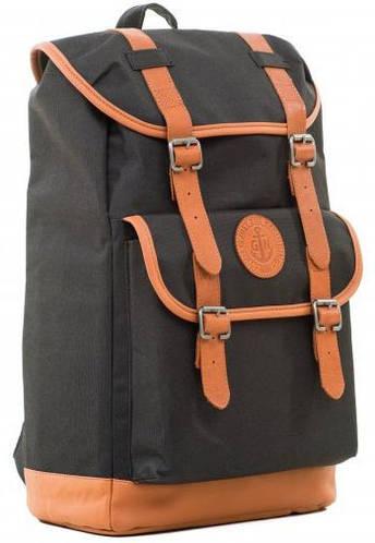 """Молодежный рюкзак с отделом для ноутбука 15,6"""", 17 л. Gin Vesper, черный"""