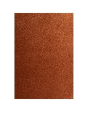 Фетр коричневый 20 листов (1мм/20x30см)