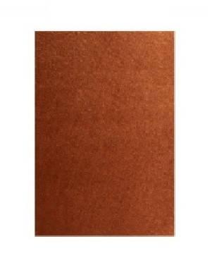 Фетр коричневый 20 листов (1мм/20x30см), фото 2