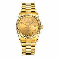 Красивые женские часы, Lagmeey Gold