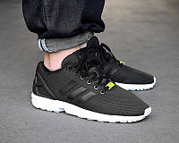 "ОРИГИНАЛ! Кроссовки Adidas ZX Flux Base Pack ""Core Black"" (M19840)"