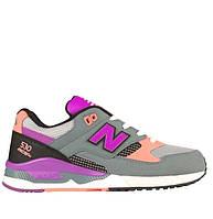 """Женские кроссовки New Balance 530 """"Multi Pink"""""""