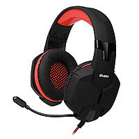 Наушники SVEN AP-G988MV Black-Red