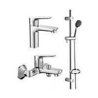 Акционный набор смесителей Imprese Kit для ванны (20080)