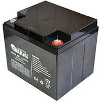 Аккумуляторная батарея, (12V40AH).Модель-6FM40GEL