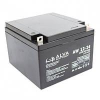Аккумуляторная батарея,(12V40AH).Модель-AW12-40