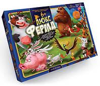 Настольная игра Danko toys Ферма Люкс (G-FL-01-01)