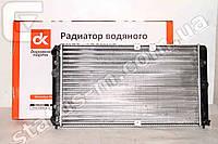 Радиатор вод. охлаждения ВАЗ 1118 (алюм.) (пр-во ДК)