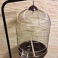 Клетка для попугая diva с подставкой