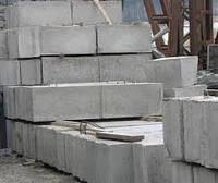 Блоки фундаментные ФБС 9-3-6  880х300х580мм