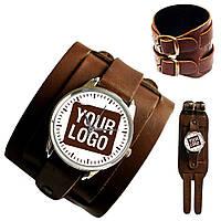 Эксклюзивные часы с Вашим логотипом (рисунком)