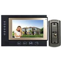 PoliceCam PC-701R2 HD (PC-668H) комплект видеодомофона