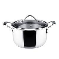 Кастрюля Vinzer 89074  (24 см, 5,8 л.), Chef series