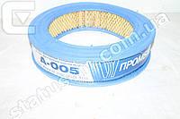 Фильтр воздушный (элемент) Газель,Волга дв.402,УАЗ,ПАЗ (А-005) (пр-во Промбизнес)