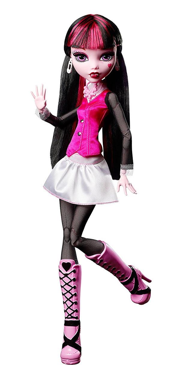 """Большая Кукла Monster High 17"""" Large  Draculaura  Монстер Хай Дракулаура Страшно огромные 42 - 43 см"""