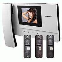 Commax CDV-35A и ARNY AVP-05  комплект видеодомофона