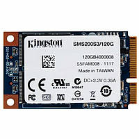 Дисковый флеш накопитель SSD Kingston SMS200S3 SSDNow mS200 120GB mSATA MLC (SMS200S3/120G)