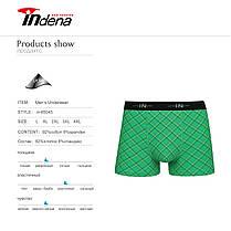 """Чоловічі боксери стрейчеві марка """"INDENA"""" АРТ.65045, фото 3"""