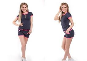 Летние спортивные костюмы с шортами