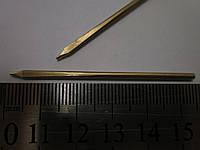 Игла круглая для плетения кожаным шнуром