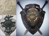 Семейный герб, разработка и создание