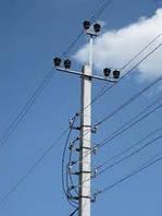 Опора железобетонная для линий электропередач СВ 110-3,5
