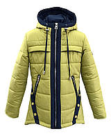 "Демисезонная куртка на девочку ""Весна"", фото 1"