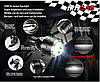 """Биксеноновые противотуманные фары линзы 3.0"""" с универсальными креплениями / HID Bi-Focal projector M612 3.0"""", фото 2"""